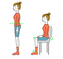 骨盤の歪みは骨盤と連結している股関節に影響をおよぼします。